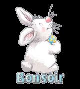 Bonsoir - HippityHoppityBunny
