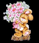 Mummy - BunnyWithFlowers