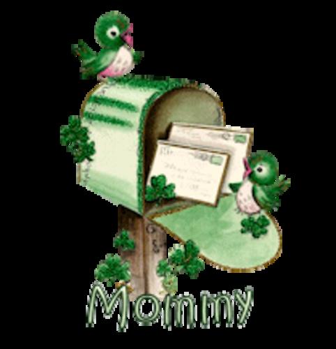 Mommy - StPatrickMailbox16