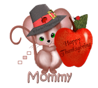 Mommy - ThanksgivingMouse
