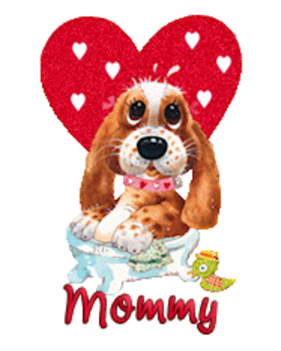 Mommy - ValentinePup2016