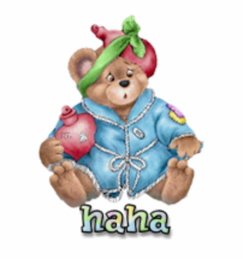 haha - BearGetWellSoon