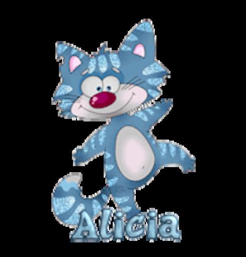 Alicia - DancingCat