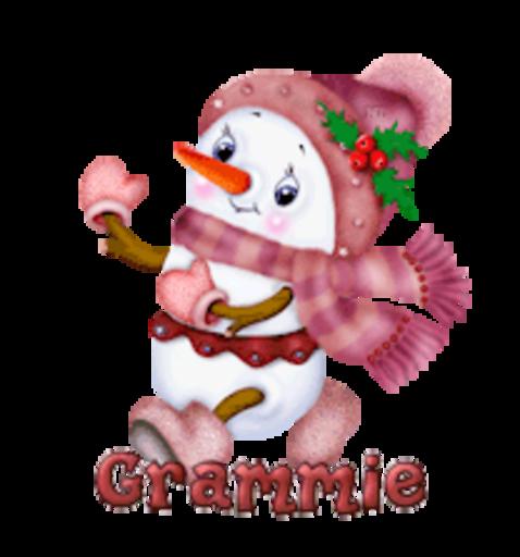 Grammie - CuteSnowman