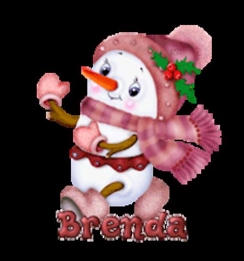 Brenda - CuteSnowman