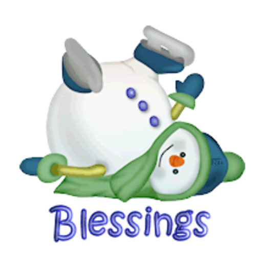 Blessings - CuteSnowman1318