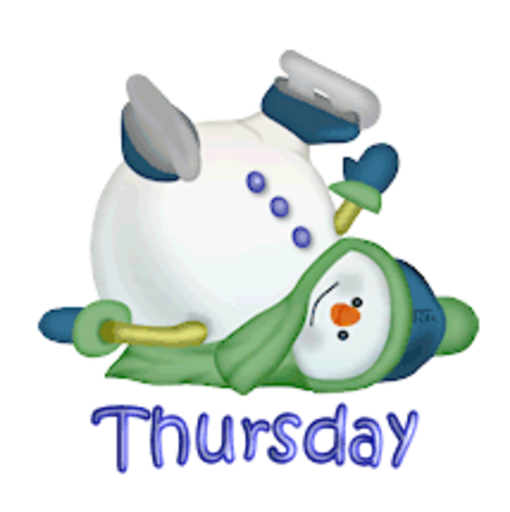 DOTW Thursday - CuteSnowman1318