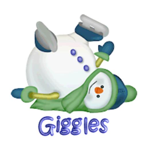 Giggles - CuteSnowman1318
