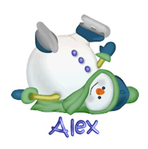 Alex - CuteSnowman1318