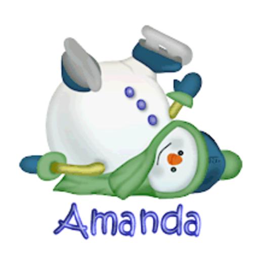 Amanda - CuteSnowman1318