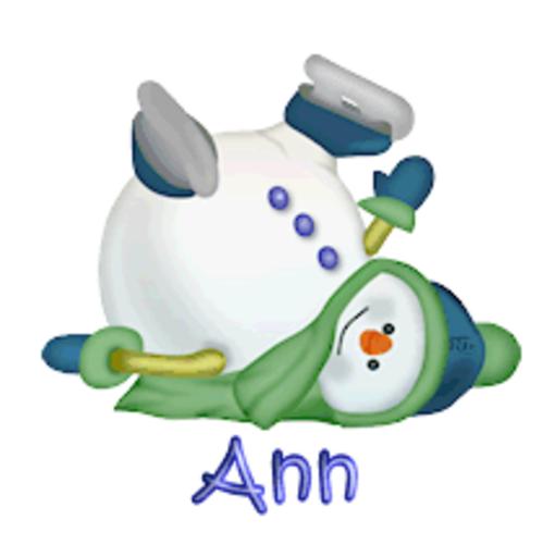 Ann - CuteSnowman1318