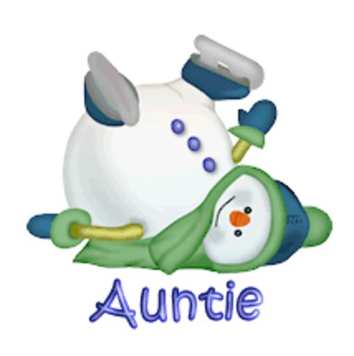 Auntie - CuteSnowman1318