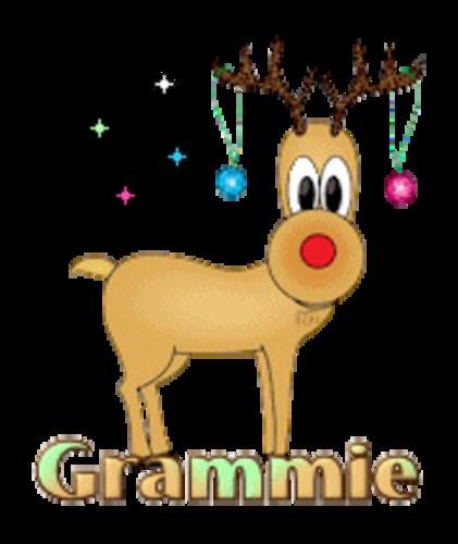 Grammie - ChristmasReindeer