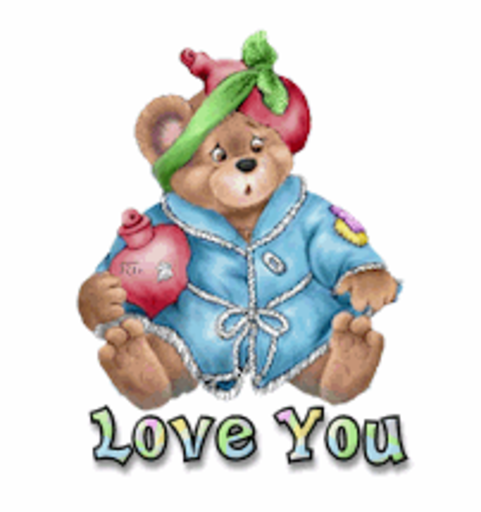 Love You - BearGetWellSoon