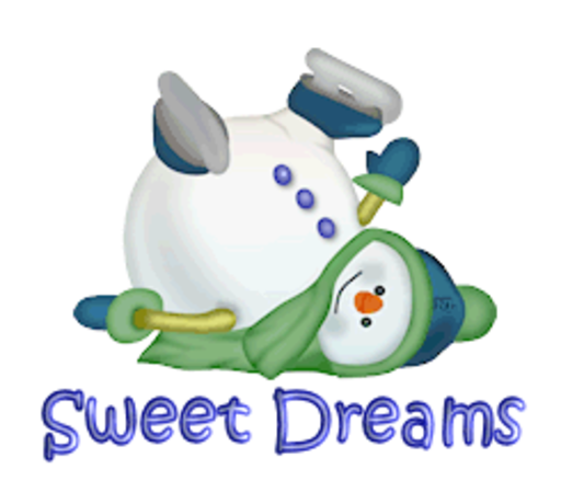 Sweet Dreams - CuteSnowman1318