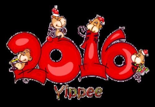 Yippee - 2016WithMonkeys
