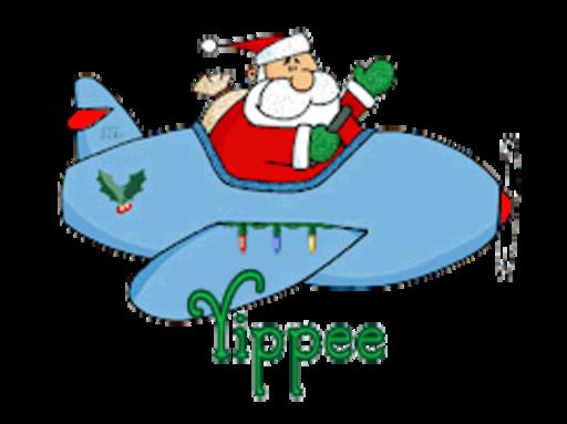 Yippee - SantaPlane