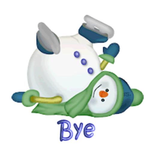 Bye - CuteSnowman1318