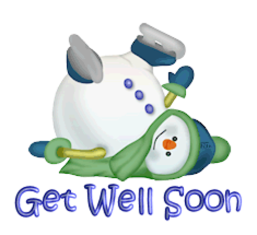 Get Well Soon - CuteSnowman1318