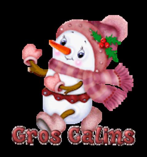 Gros Calins - CuteSnowman
