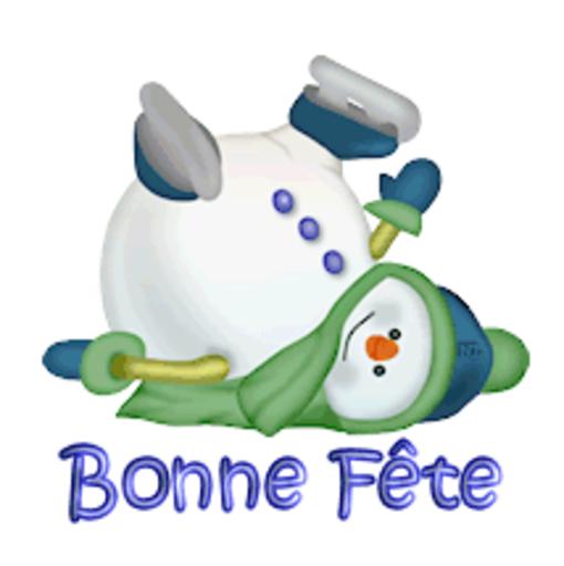 Bonne Fete - CuteSnowman1318