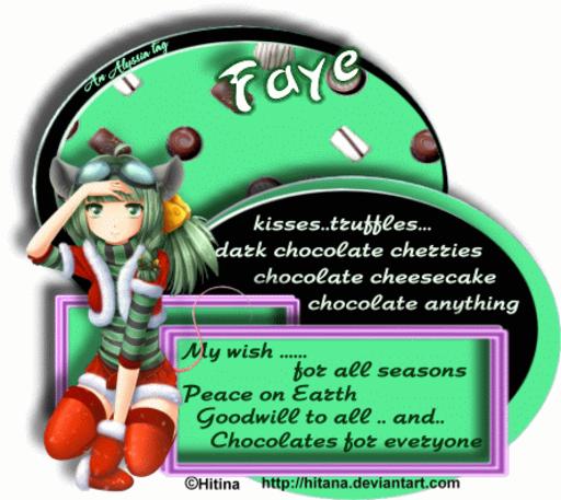 Faye MCAllYr Hitina Alyssia