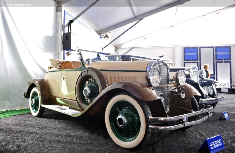 1931 Essex Super Six Model E