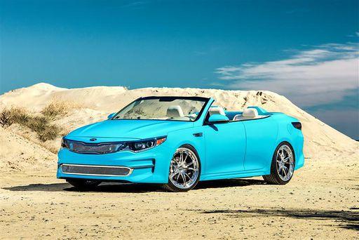 2015 Kia Optima A1A Concept
