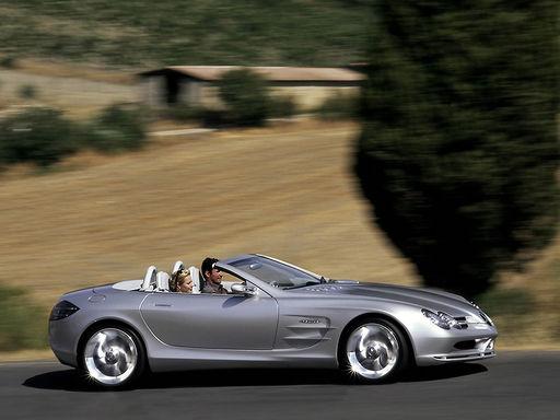 1999 Mercedes-Benz Vision SLR