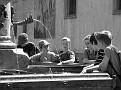 Boys at Fountain - Lucern