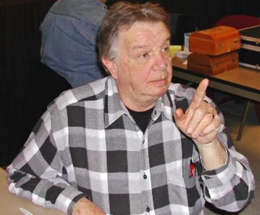 Jim Weir March 11, 1940 - Jan. 20, 2018