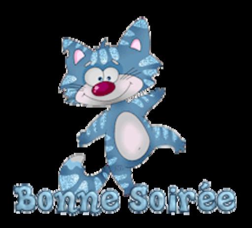 Bonne Soiree - DancingCat