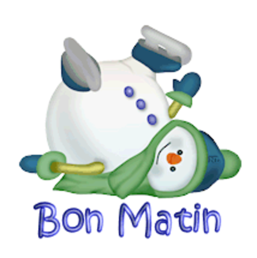 Bon Matin - CuteSnowman1318