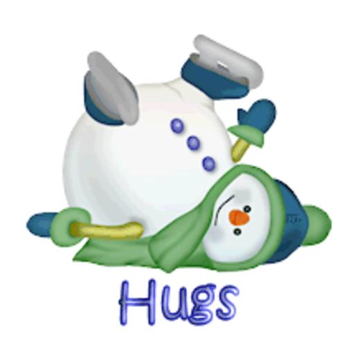Hugs - CuteSnowman1318