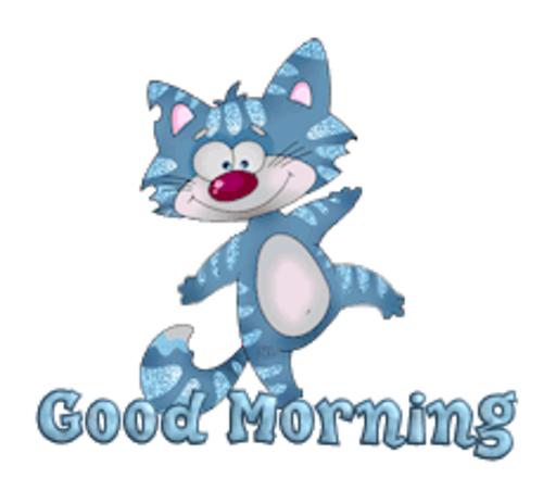 Good Morning - DancingCat