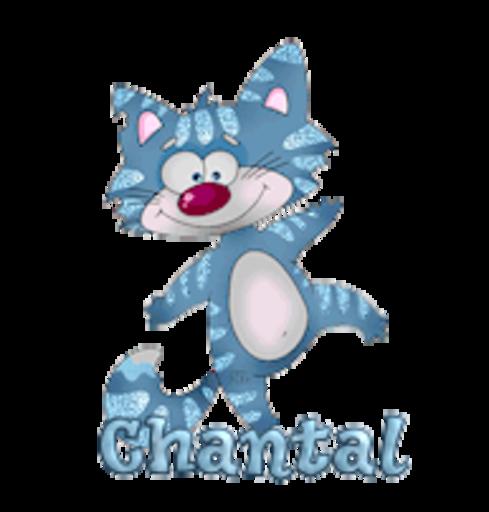 Chantal - DancingCat