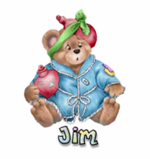 Jim - BearGetWellSoon