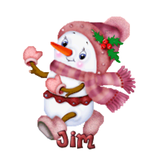 Jim - CuteSnowman