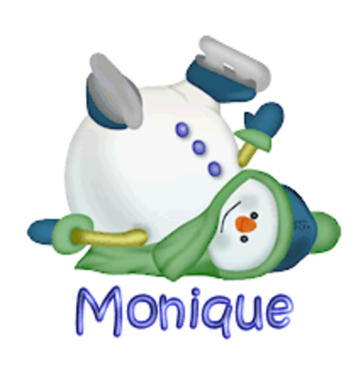 Monique - CuteSnowman1318