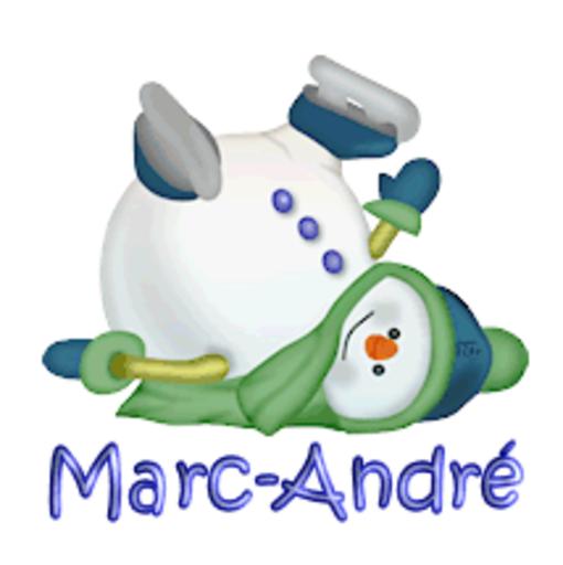 Marc-Andre - CuteSnowman1318