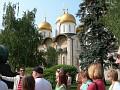 Moscow, Kremlin - Genardy says it's that way...
