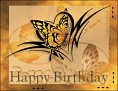 appyBirthday ButterflyTatoo VT-vi