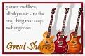 guitars,cadillacs greatshares swc
