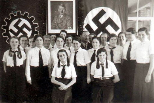 New BDM Leaders photo with City Official photo - date: unknown