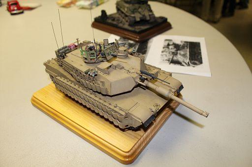 M1A2 Abrams Tusk II-LouUrsino 2