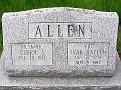 WINDSOR LOCKS - GROVE CEMETERY - ALLEN - 05