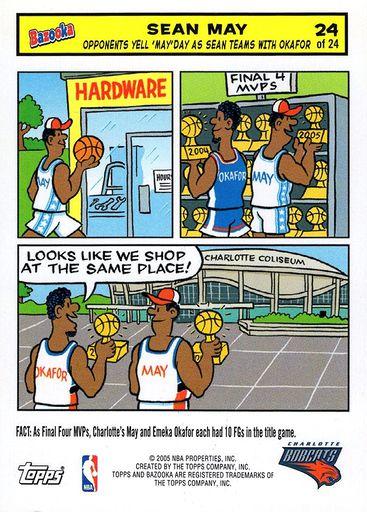 2005-06 Bazooka Comics #24