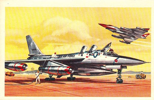 1961 Revell Air Power Series #08 (1)