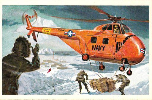 1961 Revell Development of Naval Flight #18 (1)