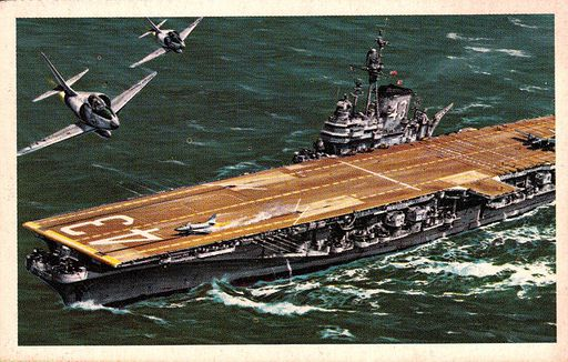1961 Revell Development of Naval Flight #22 (1)